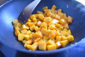 Butternut au gingembre