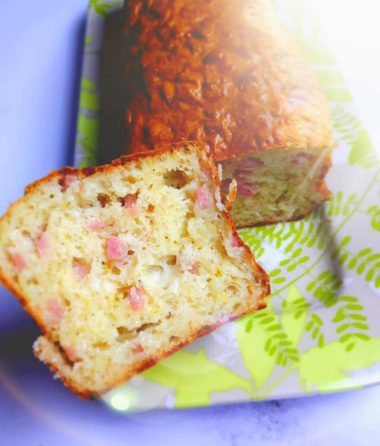 Cake aux blancs d'oeufs au Companion