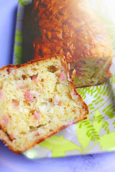 Cake salé au Companion
