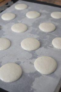 Coques macarons faciles