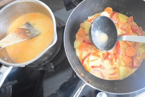 Bouillon pour moules