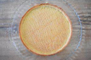 Fond de tarte à la noisette