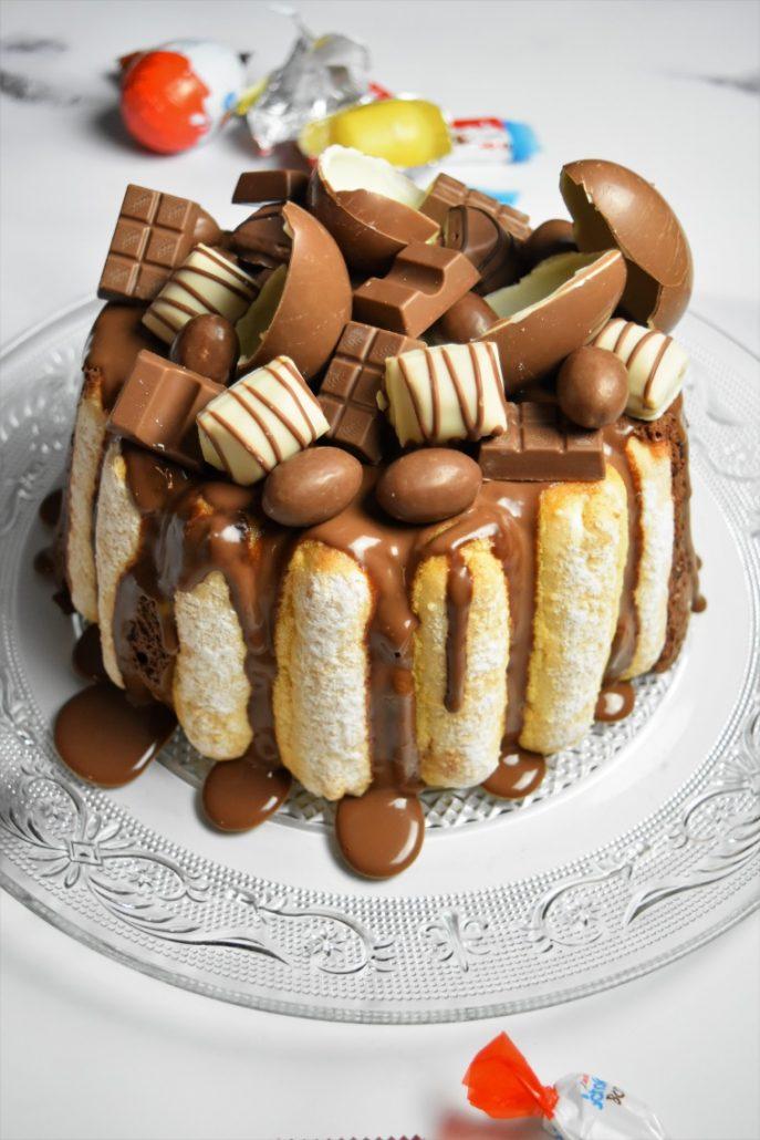 Gâteau Kinder