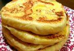 Naan au fromage au Companion