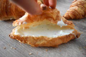 Croissants à la béchamel au Companion