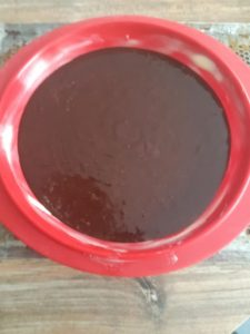 Fondant au chocolat au companion
