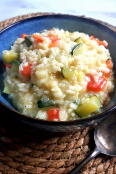 Risotto de légumes