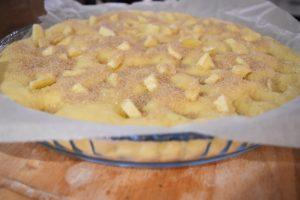 Brioche au beurre et sucre