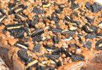 Fondant chocolat au nutella et oreo