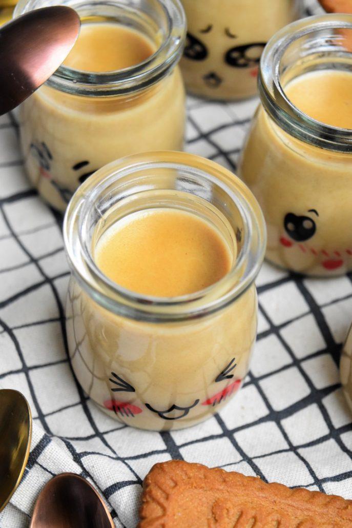 Crème au spéculoos au companion