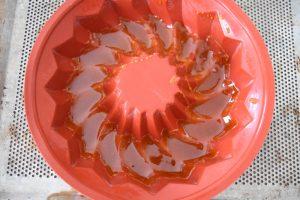 Caramel pour gâteau de riz