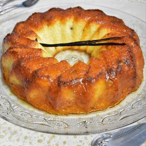 Gâteau de riz au companion