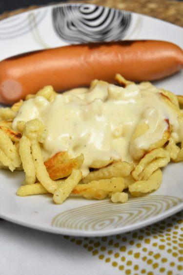 Sauce fromage pour pâtes