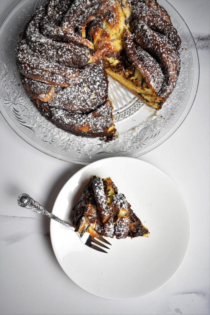 Babka ou krantz cake