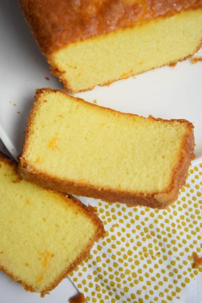 Meilleur cake à l'orange