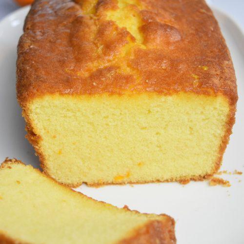 Cake à l'orange extra moelleux