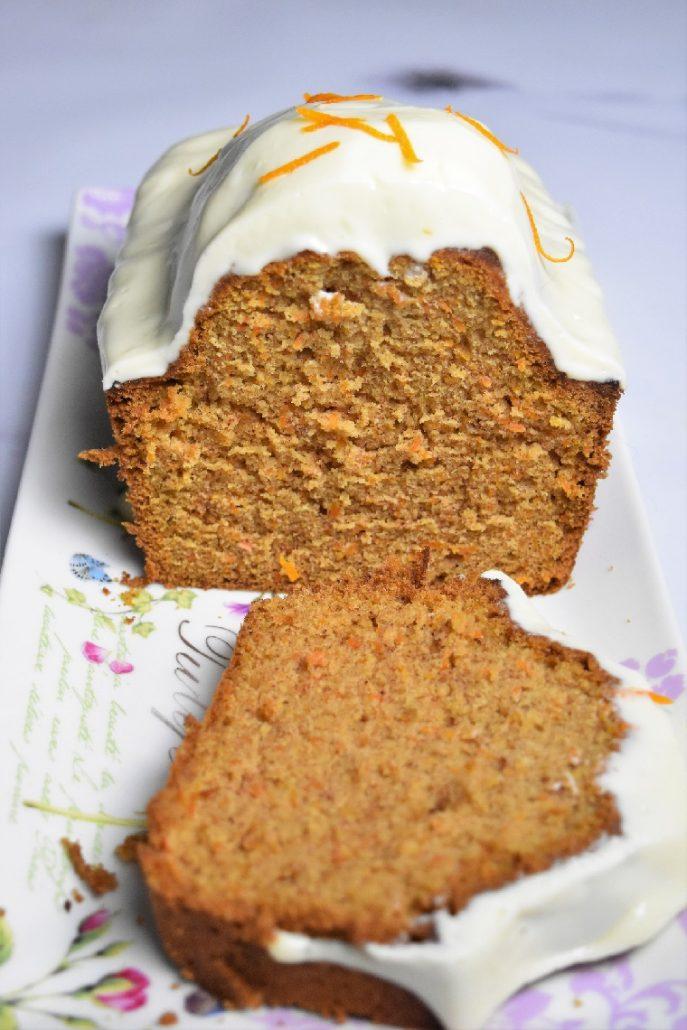 Gâteau à la carotte sucré