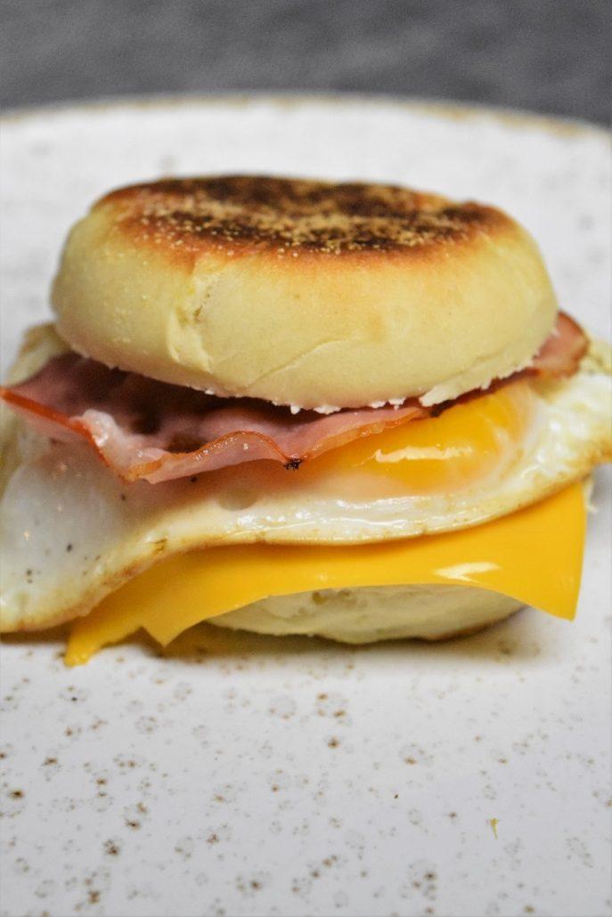 Egg McMuffin maison