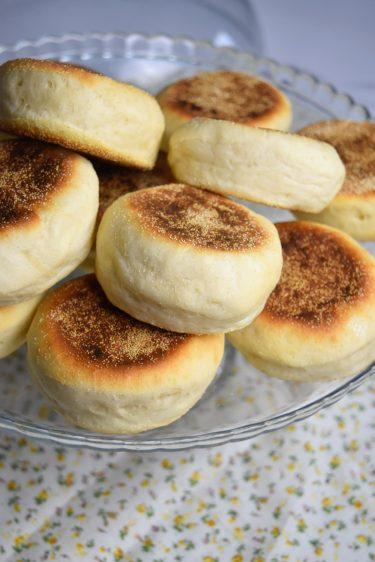 Muffins anglais pour le brunch