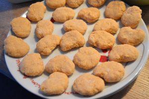 Nuggets de poulet maison au companion