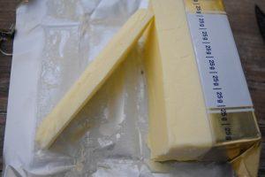 Beurre pour pains au chocolat