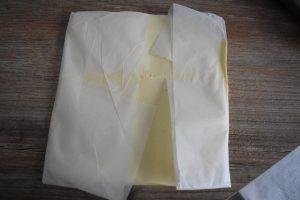 Beurre de tourage pour pains chocolat