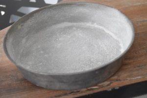 Moule pour tarte au fromage blanc