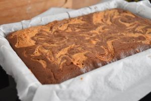 Brookie chocolat beurre cacahuètes