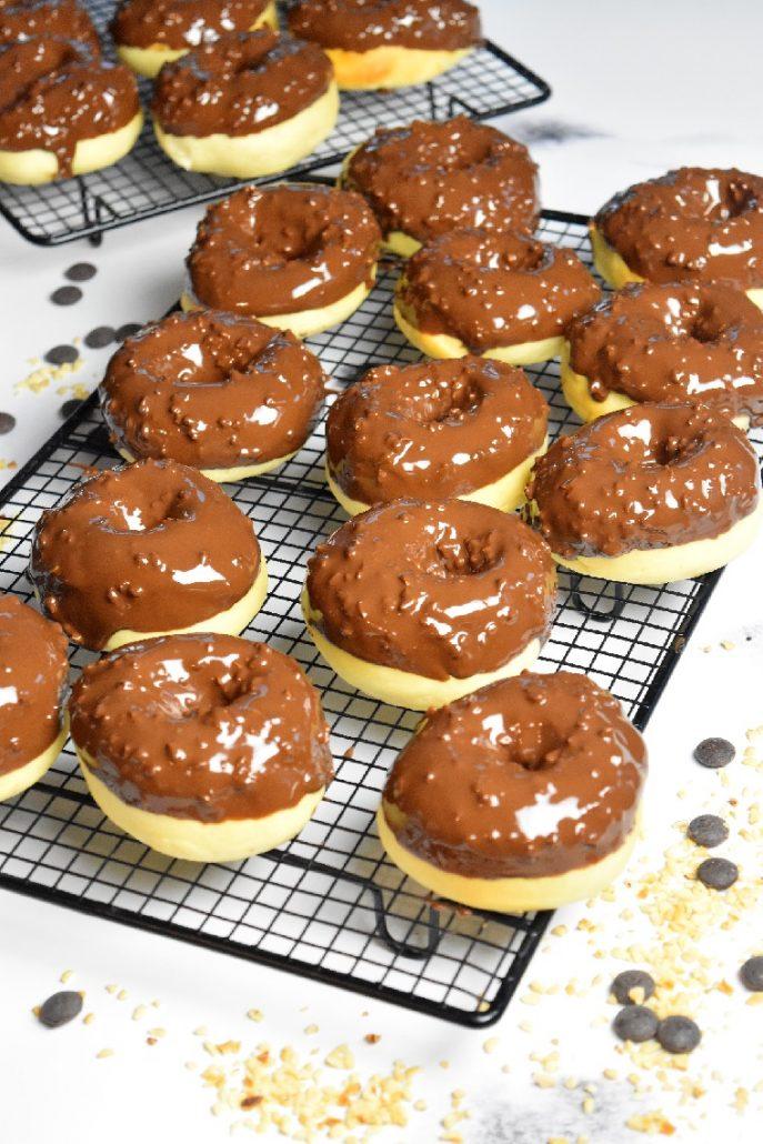 Donuts au four au companion