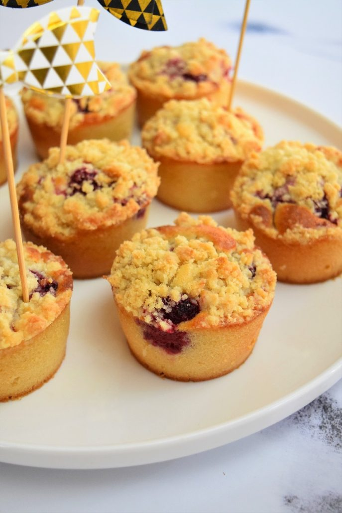 Muffins crousti moelleux