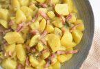Pommes de terre, poireaux et jambon au Cookeo