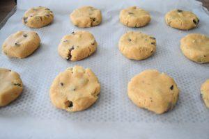 Cookies aux chunks chocolat