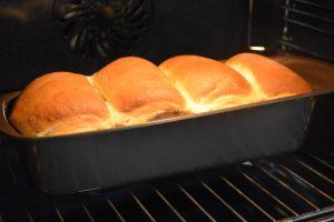 Cuisson du pain méthode yudane