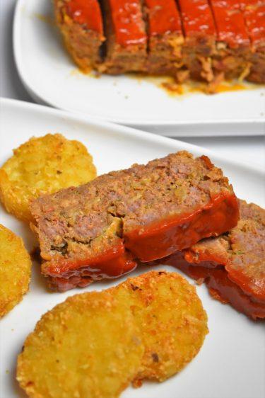 Pain de viande ou meatloaf