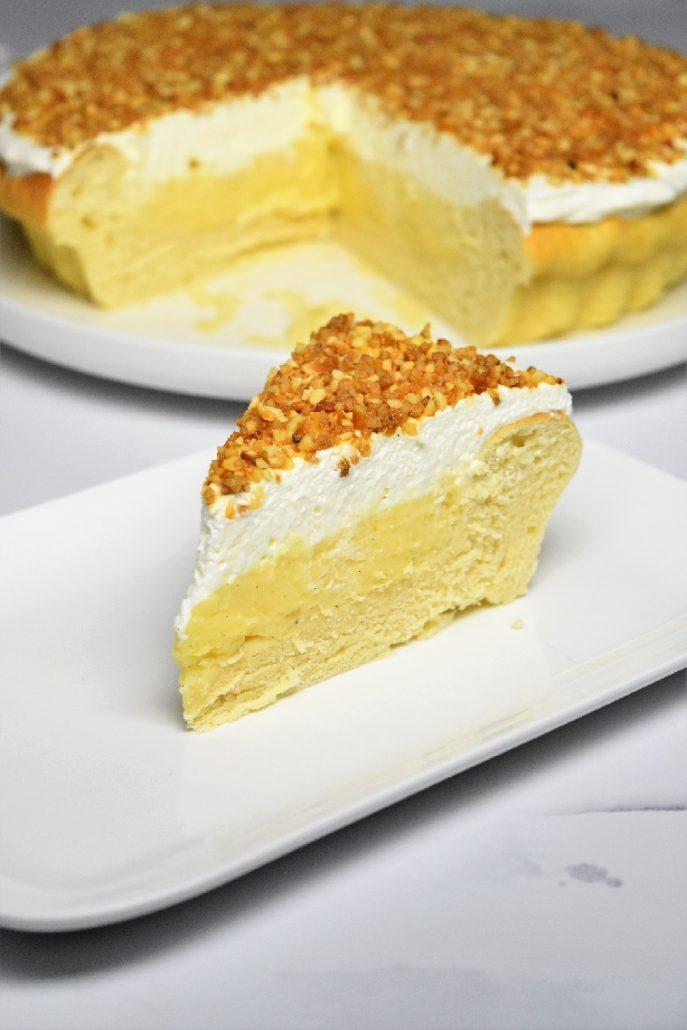 La tarte brésilienne belge