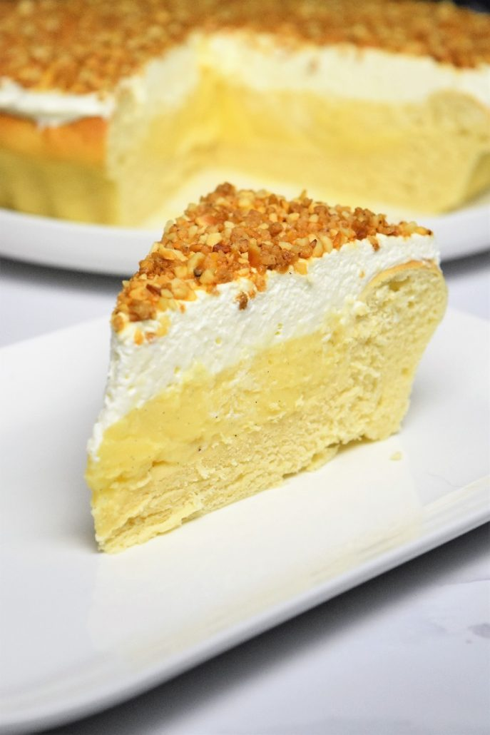 Part de tarte brésilienne