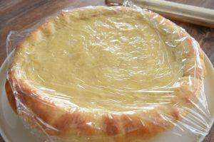 Brioche et crème pâtissière