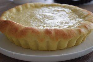 Pâte levée et crème pâtissière