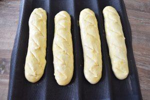 Faire des pains subway