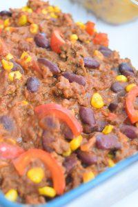 Chili con carne au Companion
