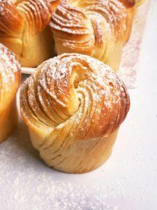 Cruffins, les croissants muffins