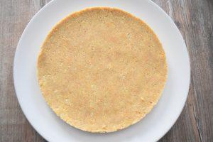 Fond de tarte sans cuisson