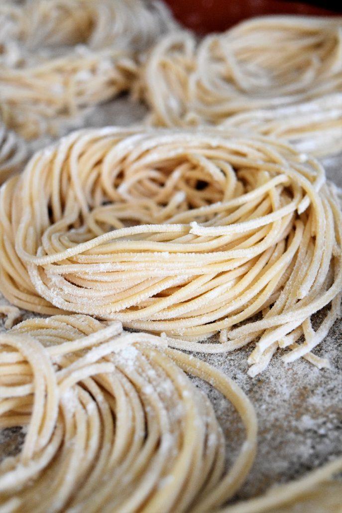 Spaghetti à la Pasta Maker Philips