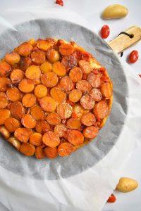 Tatin surprise aux pommes de terre