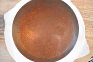 Fond du cheesecake aux spéculoos