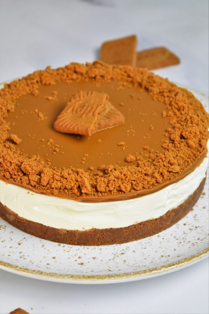 Cheesecake au spéculoos faciles