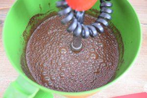 Mousse au chocolat de Michalak