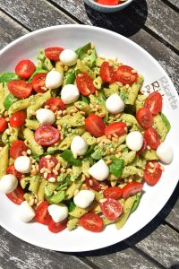 Salade de pâtes italienne