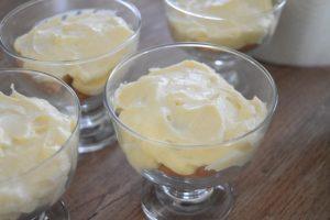 Tiramisu à la pâte à tartiner et mousse mascarpone
