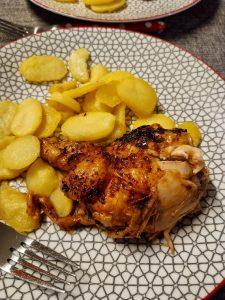Poulet rôti avec cookeo et extra crisp